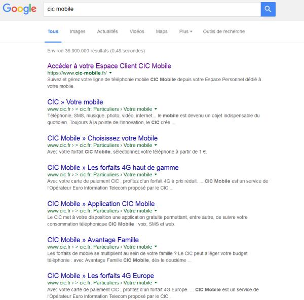 Cici mobile google