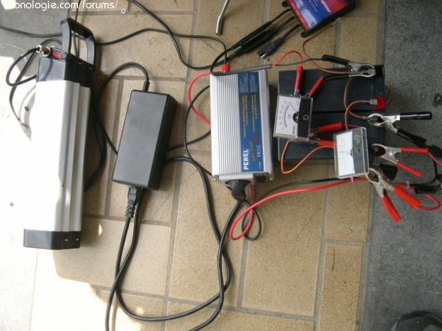 chargeur solaire batterie velo