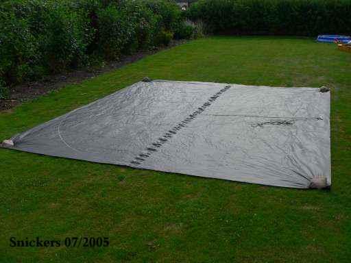 Fabriquer un r cup rateur d 39 eau de pluie en bois - Bache noire jardin ...
