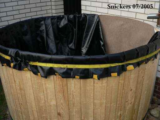 Fabriquer un r cup rateur d 39 eau de pluie en bois forums - Cuve a eau occasion le bon coin ...