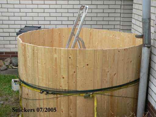 Fabriquer un r cup rateur d 39 eau de pluie en bois forums for Comment construire un puit