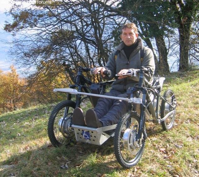 un fauteuil handicap 233 s tout terrain 233 lectrique forums