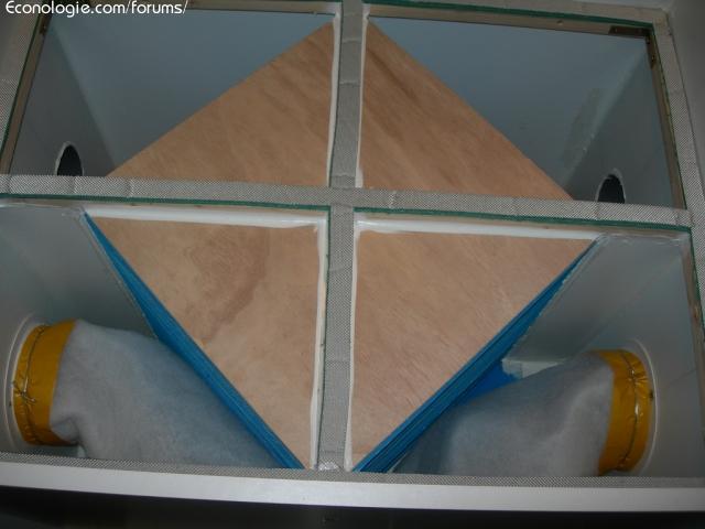 vmc: fabrication récupérateur de chaleur double flux - page 6 ... - Fabriquer Une Vmc Double Flux Fait Maison