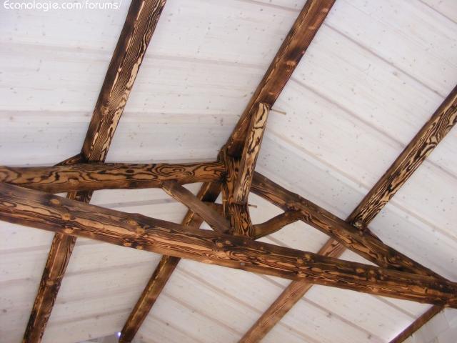 Ma maisson conomique en ytong isolant mince pour le toit forums des nergies chauffage - Isolant mince avis ...