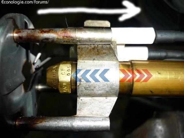 Reglage bruleur fioul bande transporteuse caoutchouc - Gicleur chaudiere fioul ...