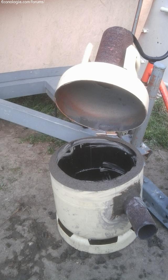 Assez Brûleur à huile à boule avec un max de recyclage - Page 6 - Forums  GX17
