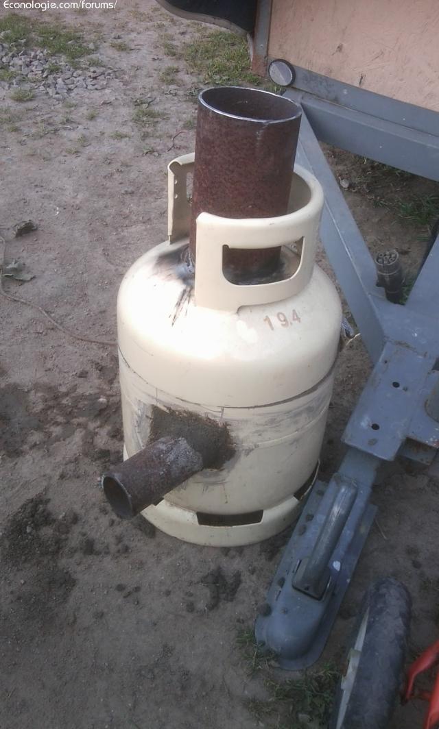 Top Brûleur à huile à boule avec un max de recyclage - Page 6 - Forums  GN43