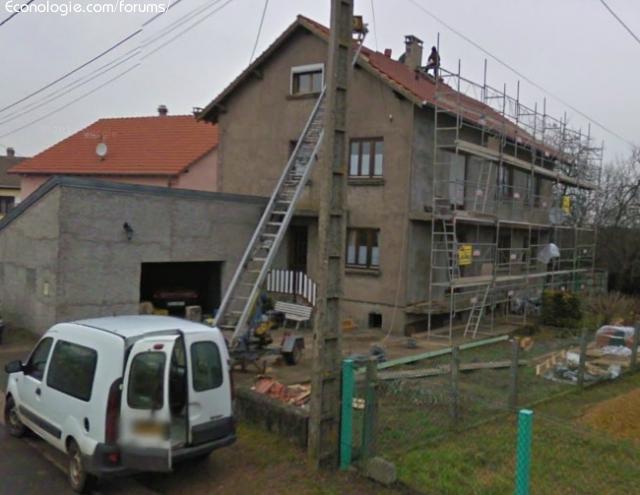 Isolation vieille maison free isolation vieille maison - Ma maison est humide que faire ...