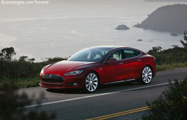 TeslaMotors Model S