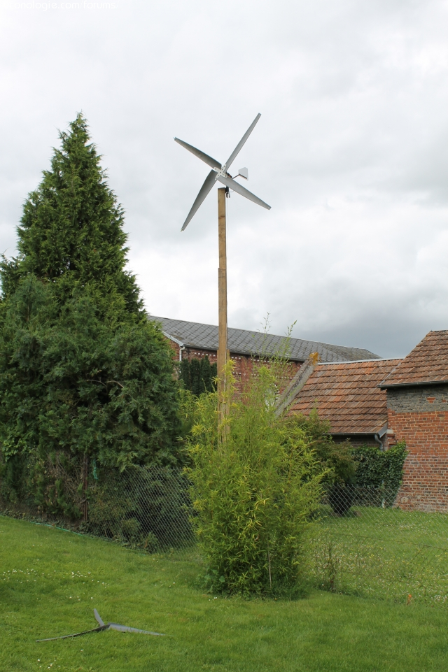 Construction olienne forums des nergies chauffage isolation maison in - Construction eolienne maison ...