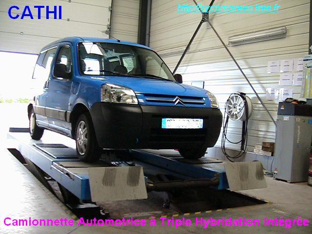 Camionnette Automotrice Triple Hybridation Intégrée (CATHI) 1352301585qhyIPp