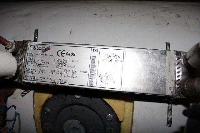 installation de gaz auto-test de collision