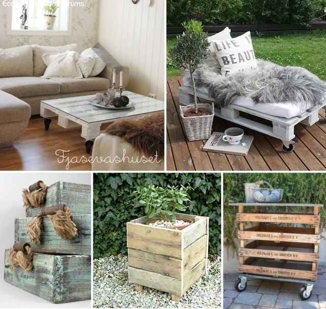 astuce deco jardin recup photos de conception de maison. Black Bedroom Furniture Sets. Home Design Ideas