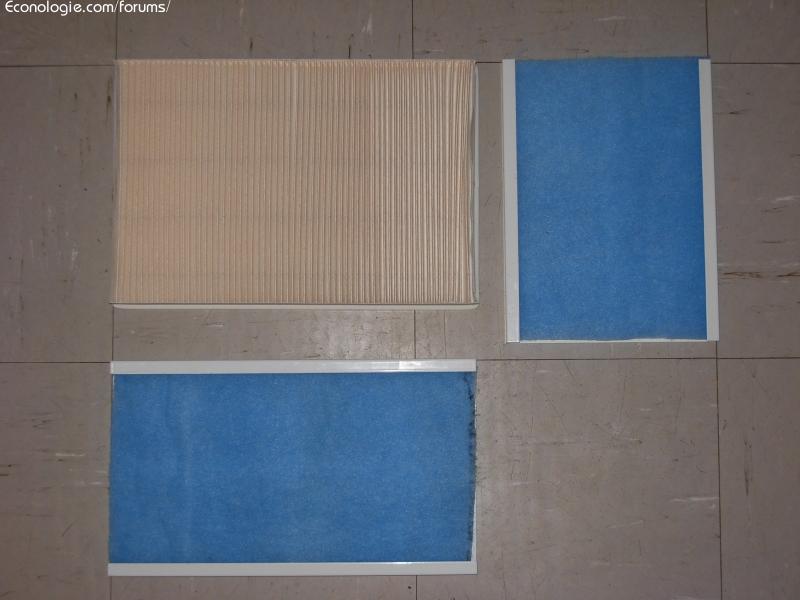 filtre pollen discount conologique pour vmc df. Black Bedroom Furniture Sets. Home Design Ideas