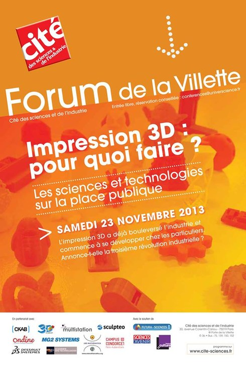 Imprimante 3d d bat g n ral int r ts technologies for Imprimante 3d bayonne