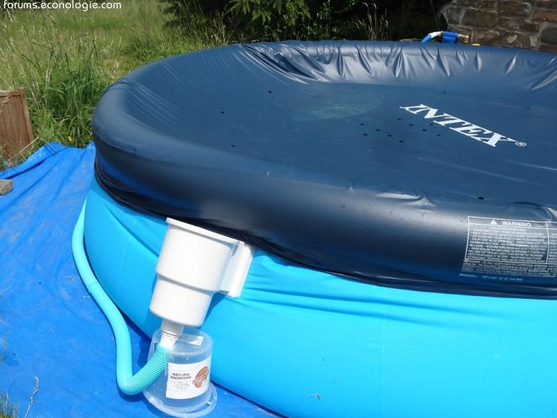 Pompe piscine qui bloque souvent au d marrage page 2 for Demarrage piscine