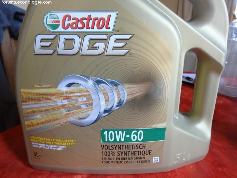 huile castrol edge 10w60 pour toutes les motos sportives page 2 forums des nergies. Black Bedroom Furniture Sets. Home Design Ideas