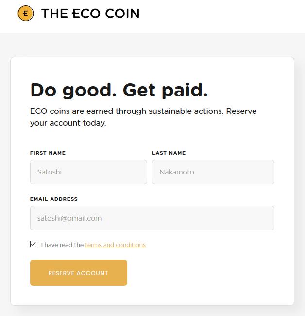 Screenshot_2020-01-16 ECO सिक्का, Earth Earth.png के लिए एक स्थायी मुद्रा है