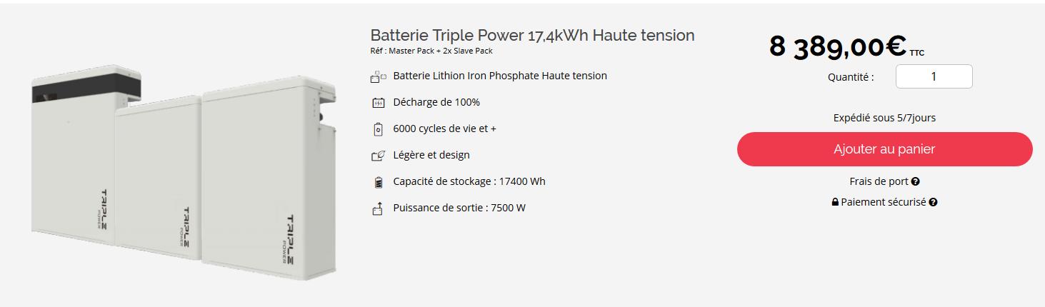 स्क्रीनशॉट_2020-01-31 ट्रिपल पावर बैटरी 17,4kWh उच्च वोल्टेज अल्मा Solar® N ° 1 का सौर पैनल। png