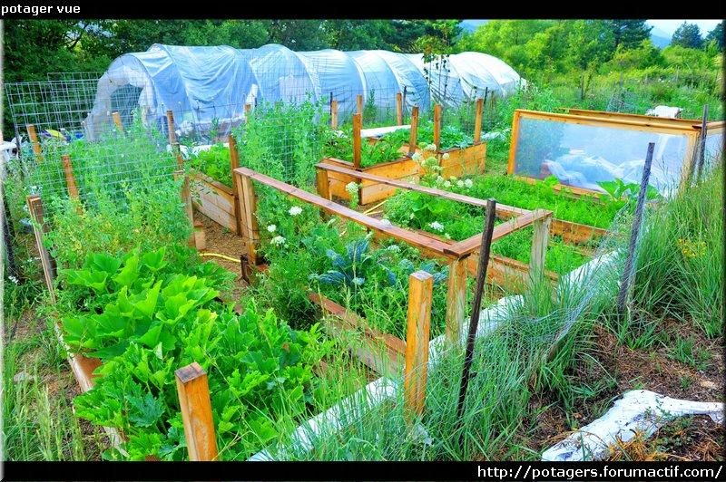 إطلالة على الحديقة النباتية