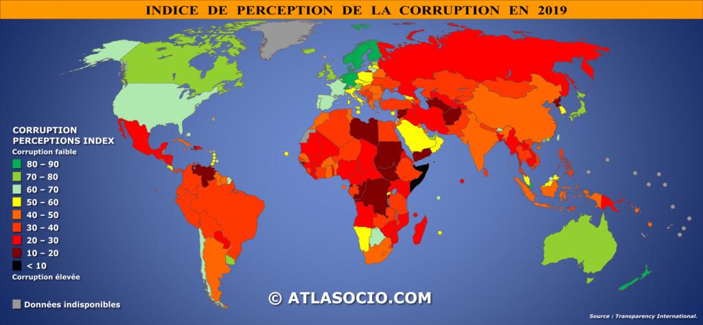 भ्रष्टाचार-सूचकांक-दुनिया-मानचित्र-2019_atlasocio.png