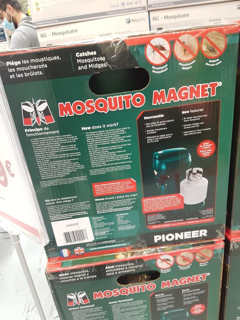मच्छर चुंबक पायनियर Dos.jpg