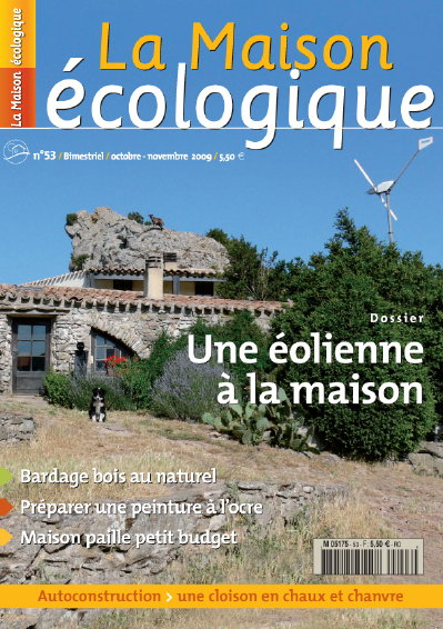 La maison �cologique