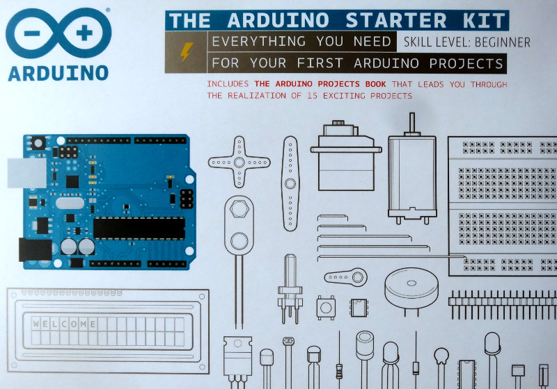 Kit de d�marrage Arduino