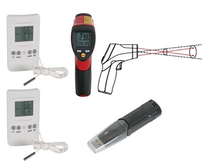 "Kit diagnostic ""Isolation thermique"" - DPE - PEB"