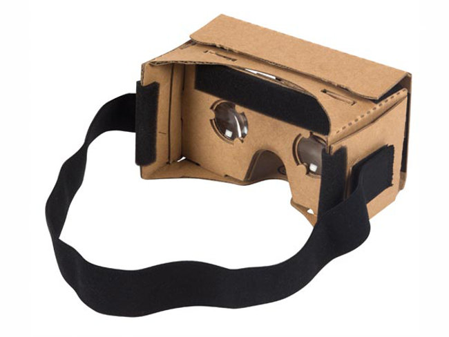Google Cardboard, kit de r�alit� virtuelle en carton