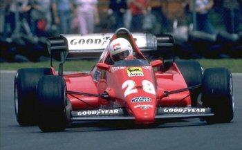 Ferrari F1 126C2B