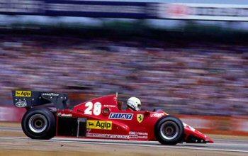 Ferrari F1 126C3