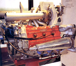 فيراري F1 موتور