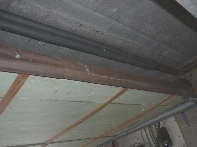 joints porte de garage