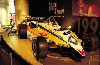 Formula 1 RE 30 1982