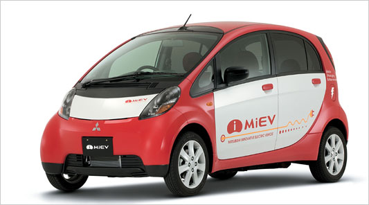 Mitsubishi electric i-miev