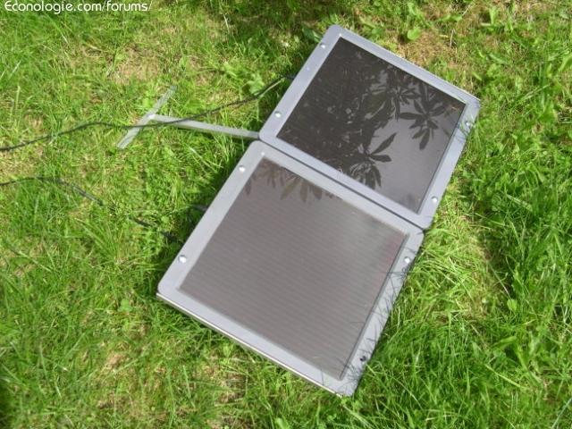 panneaux solaires 5W 10W