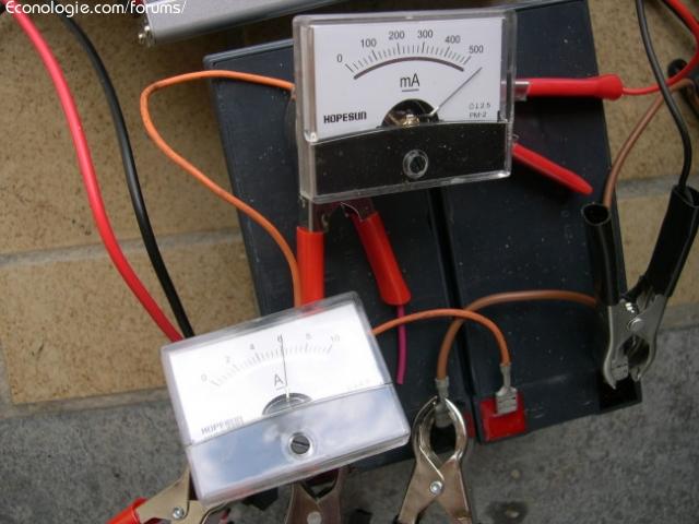 chargeur solaire vélo