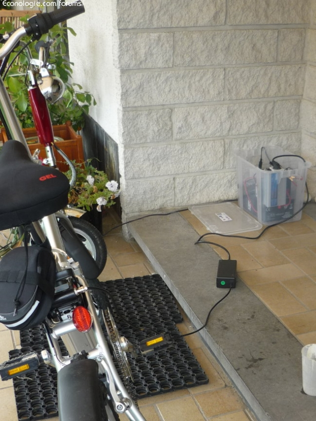 solaire vélo électrique