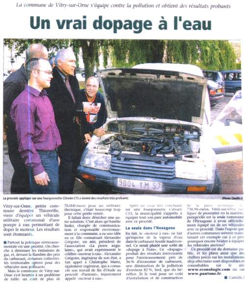 Presse gillier pantone Voix du Luxembourg