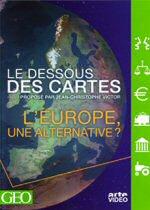 dessous des cartes europe