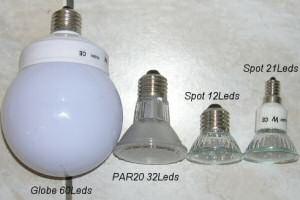 comparatif ampoules led