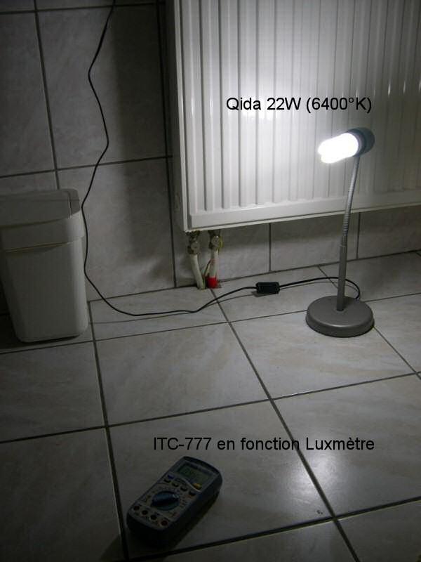 ampoules fluocompactes consommation r elle et essais forums des nergies chauffage. Black Bedroom Furniture Sets. Home Design Ideas