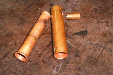 fabrication générateur de vapeur: pièces