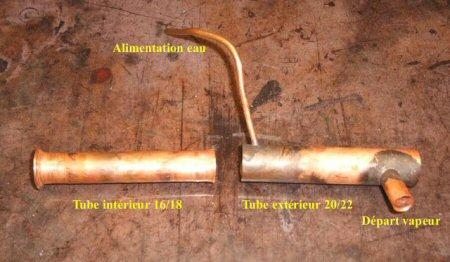 fabrication générateur de vapeur instantanée