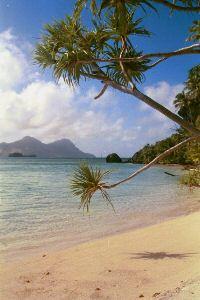 islas y clima