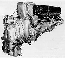 Moteur Rolls Royce Merlin