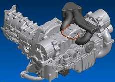 moteur à air de MDi