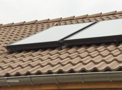 panneux solaires plans