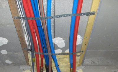 isolation de tuyaux